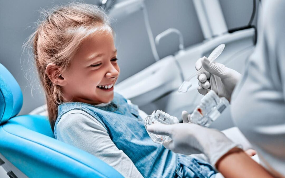 What is the Difference Between a Pediatric Dentist and a General Dentist?